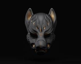 3D print model Mask Hannya 8