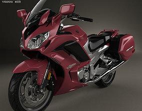 Yamaha FJR1300 ES 2013 3D