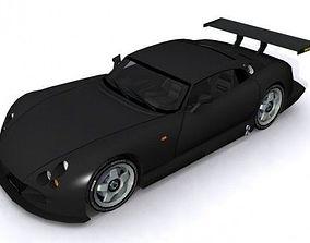 TVR Cerbera Speed Twelve 3D model