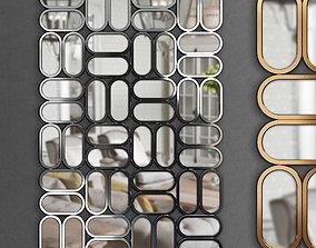 3D Mirrors Set 61