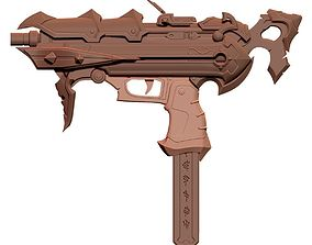 accessories 3d printable Overwatch Weapon model