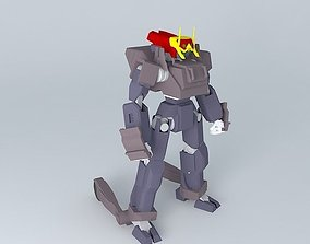 3D zero customized burai