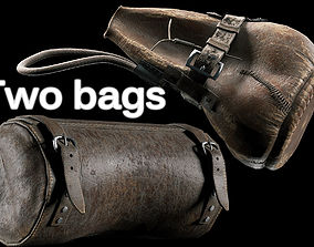 3D asset realtime two bags