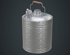 3D model Fuel Can 4B