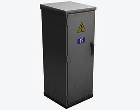 Electrical Box 4 3D model