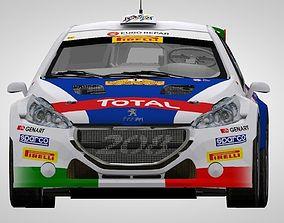 Peugeot 208 T16 R5 3D