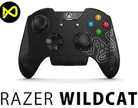 Razer Wildcat Controller 3D