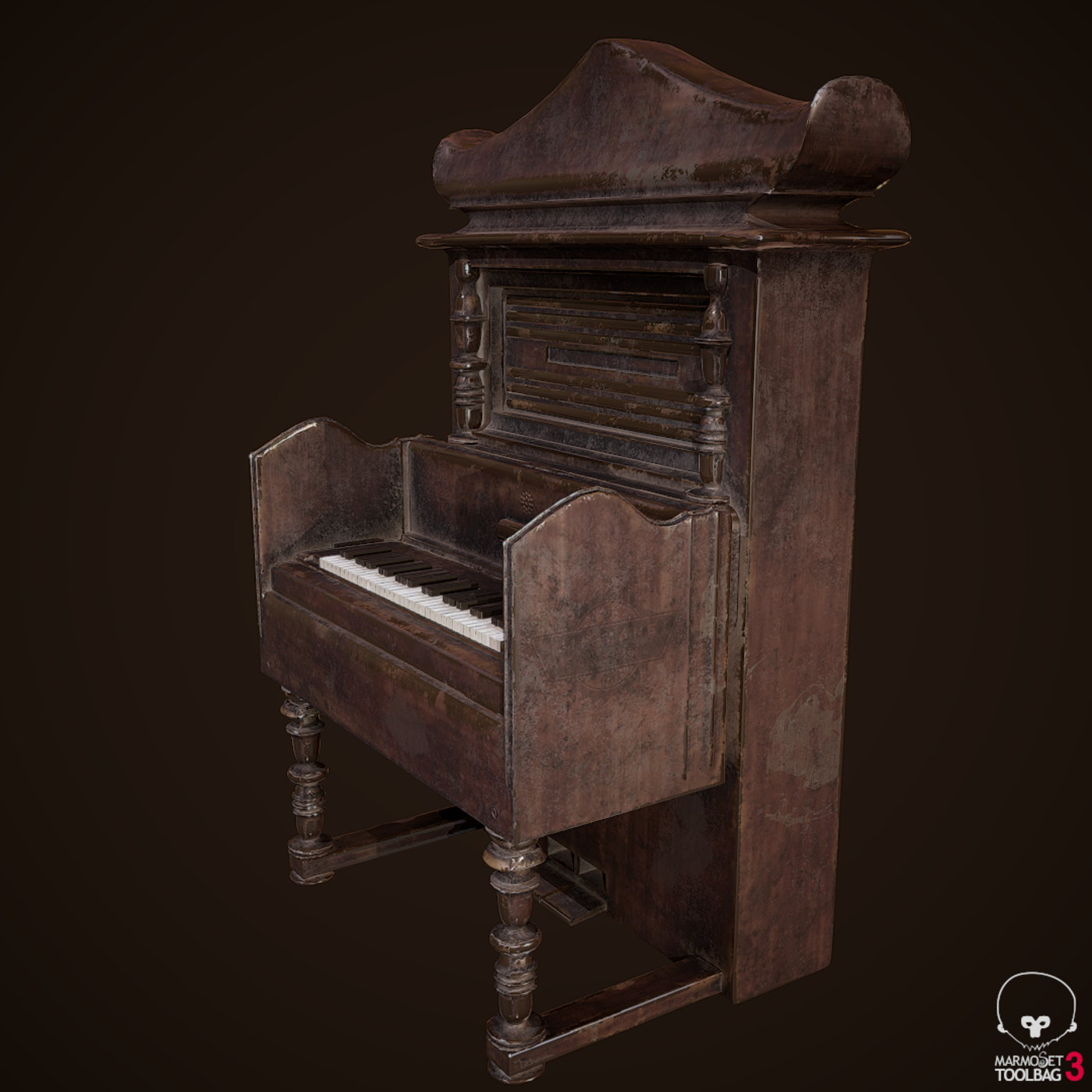 Old Piano'