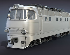 ChS4 Locomotive High-Poly passenger 3D