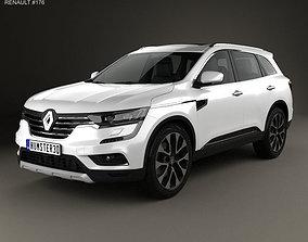 Renault Koleos 2016 france 3D