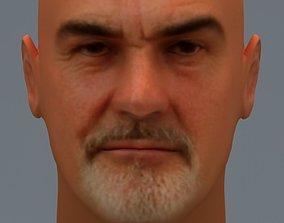 Sean Connery 3D