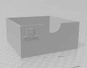 Hobby Storage drawers 2 x 2 3D printable model