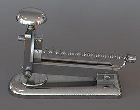 3D model Vintage stapler