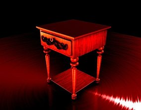 interior Night stand 3D