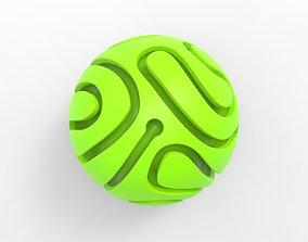 3D print model Ball on the Ball