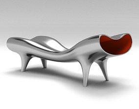3D Orgone Stretch Lounge