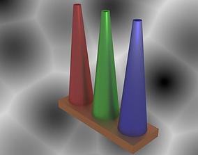 Cone Vase 3D print model