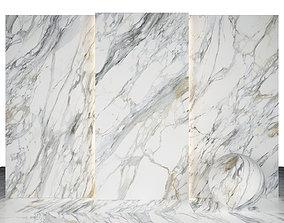 3D model Apuan Alps Gold Marble