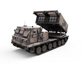 3D model Military equipment