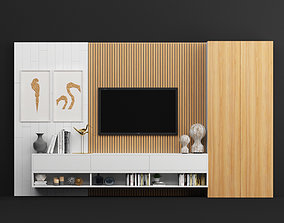 Tv Stand 95 3D model