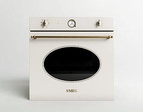3D Oven SMEG SF800GVPO