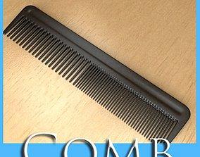 Comb High Detail 3D