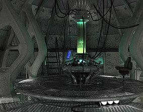 Tardis interior 3D model