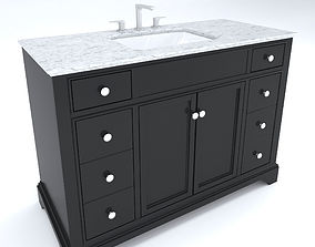 Vanity-003B 3D model