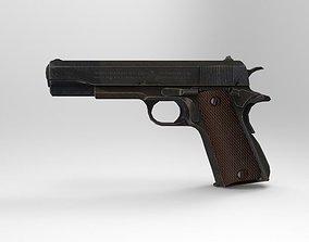 Colt 1911 3D asset