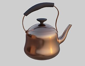 interior 3D model kettle