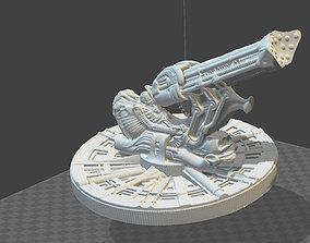3D printable model SPACE JOCKEY from the movie ALIEN
