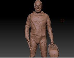 3D printable model Walter White