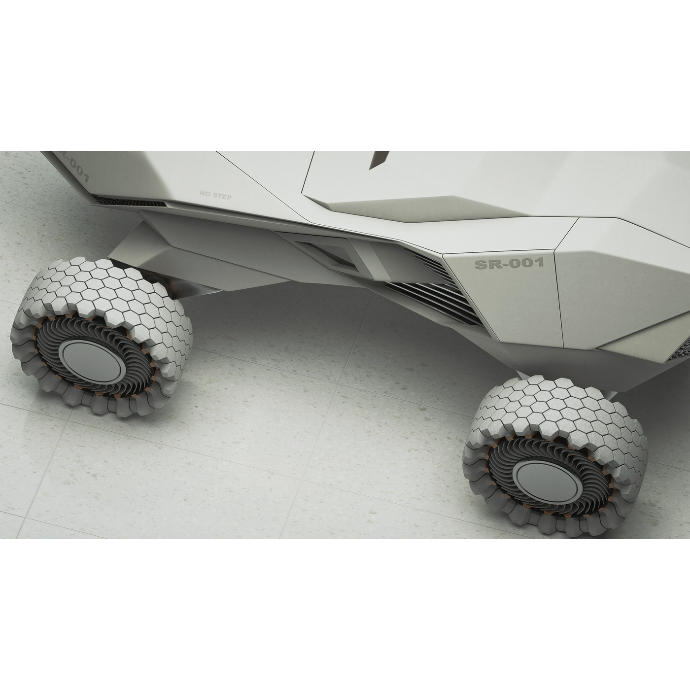 Space Rover - SR-001