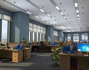 office modern 3D
