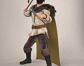 3D model Viking V2 Rollo