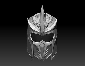 Sub Zero mask helmet for cosplay 2 in 1 3D print model 4