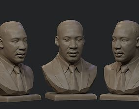 3D printable model Martin Luther King Jr america