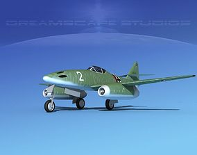 Messerschmitt ME-262A1 Swallow V05 3D