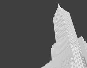 3D print model 40wall ST New York