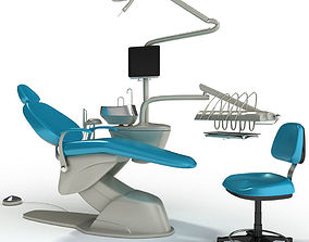 Dentist Chair clinic 3D