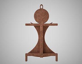3D printable model Primitive Necklace
