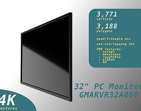 32-inch Monitor GMARVR32A000 3D model