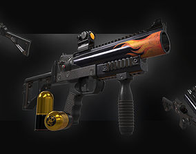 3D model Ares GL-6