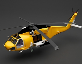 3D Helicopter dron