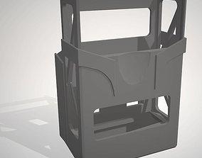 Cigarette holder 3D printable model