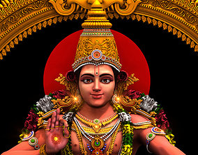 sabarimala Sabarimala Swami Ayyappan 3d model