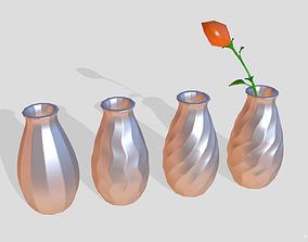 Vase simple 3D printable model