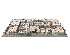 city 02 set 07 am 133 3D model