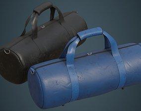 3D model realtime Gym Bag 1B