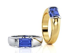 3D printable model Ring Fashion R F 0001